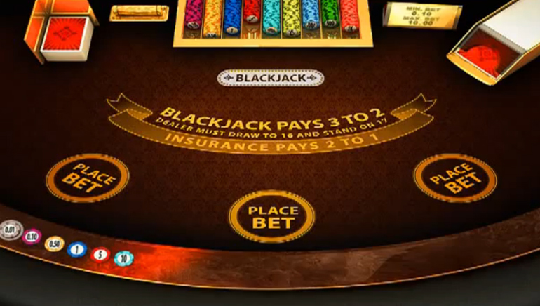 High Streak Blackjack